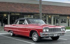 1964 Chevrolet Impala SS 409 convertible (video) https://www.youtube.com/watch?v=a11mgqSF4oA