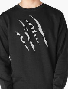Ripped triskelion Sweatshirt