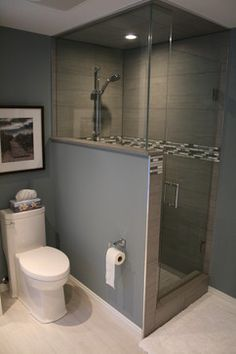 Beach Theme Bathroom Design Ideas, Pictures, Remodel, and Decor - page 2