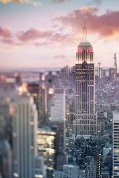 New York City Photography Manhattan Skyline