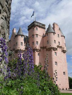 Castle Craigievar, Scotland #Castlescotland