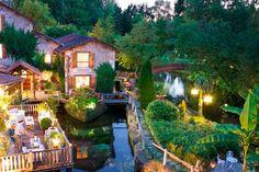 Hoteles con encanto: Le Moulin du Roc #hoteles #viajes #hotelesconencanto