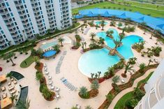 The 5 Best Resort Pools in Destin, Florida - The Good Life Destin Mexico Vacation, Cruise Vacation, Disney Vacations, Road Trip Essentials, Road Trip Hacks, Road Trips, Destin Resorts, Destin Florida, Family Vacation Destinations