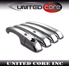 05-08 Lincoln Mark LT Chrome Tailgate Liftgate Rear Door Handle Cover