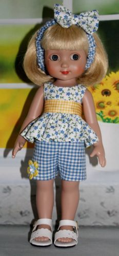 Think-Spring-Daisy-Gingham-Set-made-to-fit-10-Tonner-Ann-Estelle-Patsy