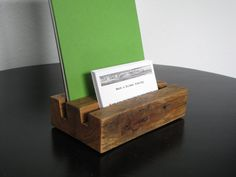Reclaimed Rustic Business Card & Brochure by TheOldPlankWoodworks