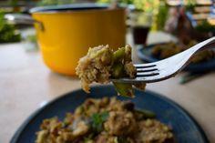 Migas - vegetarisch - trockenes altes Brot lecker verwerten - Rezept von marys.kitchen