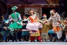 the ballet Petrushka