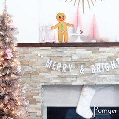 I love this little guy! #pinkclouddesigns #sillyseason #dancinggingerbreadman #christmas #lumyer