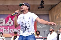 Chance The Rapper performs on Day One of the Taste Of Chicago at Grant Park on July 6, 2016 in Chicago, Illinois.