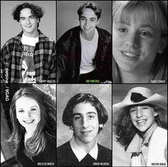 Big Bang Theory...the way they were.