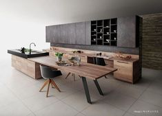 Kitchen Interior, Home Kitchens, Interior, Interior Design Diy, Japanese Room, Modern Grey Living Room, Living Room Grey, Interior Design Kitchen Contemporary, Home Decor