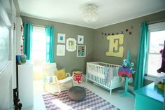 Color Conscious: Color-Filled Kids' Rooms Best of 2012 | Apartment Therapy
