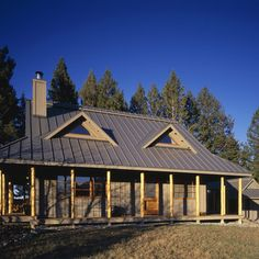 Steel Metal Custom Home Building Prefab Kit Industrial