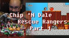 Chip 'N Dale Rescue Rangers -- Part 1: Zone O to Zone D