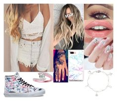 """Untitled #557"" by tinacutie on Polyvore featuring Vans, The Casery, Allurez and Tiffany & Co."