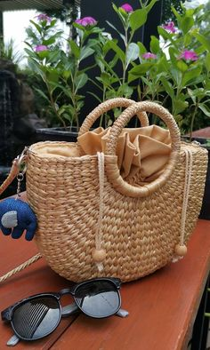Eco Friendly Bags, Shoulder Strap Bag, Straw Tote, Summer Feeling, Summer Bags, Everyday Bag, Handmade Bags, Strand, Hand Weaving