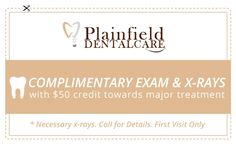Special Offers | Plainfield Dental Care - Dr. FerdkoffPlainfield Dental Care – Dr. Ferdkoff