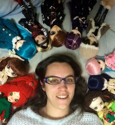334/365 Me and the dolls By Mes Crazy Experiences