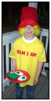 Missy Made It!: Sam I Am ... No Wait ... It's Griffin!