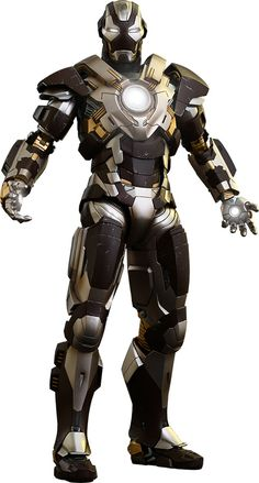 Iron Man Mark XXIV Tank Sixth-Scale Action Figure