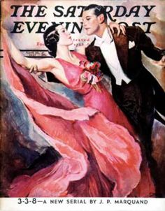 Ballroom Dancing 1937