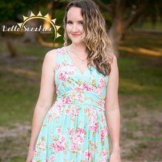 Amelia Maxi, Dress & Top - Ladies
