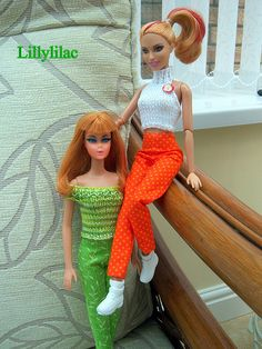 Fashionistas Summer and friend   Flickr - Photo Sharing!