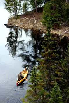 Rejuvenation Camp Style: canoing. Within the next year, I plan on purchasing my own canoe or kayak. I love being able to adventure on the water and be in tune with nature.