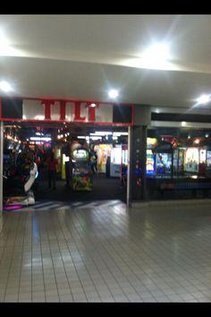 Hayward, CA Tilt Arcade Southland Mall
