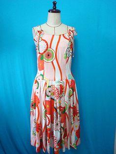 Classical patterns Kimono dress a dress with by PriscillaTokyo