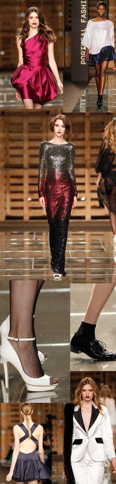 Diogo Miranda - Portugal Fashion Fall / Winter 2012