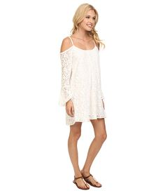 Lucy Love Lace Hollie Dress Really White - Zappos.com Free Shipping BOTH Ways