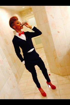 fuckyeahafricans:  She definitely slayed prom