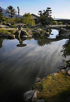 Sengan-en @ Kagoshima, Kyushu – Japan