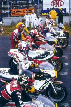 Habermann & Sons Classic Motorcycles and Motorcycle Racers, Motorcycle Types, Classic Motorcycle, Motorcycle Images, Grand Prix, Valentino Rossi, Yamaha Motorcycles, Cars And Motorcycles, Course Moto