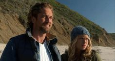 Gerard Butler and Leven Rambin in Chasing Mavericks Gerard Butler, Chasing Mavericks, Leven Rambin, To My Future Husband, Movie Tv, Guys, Beautiful, Movies, Author