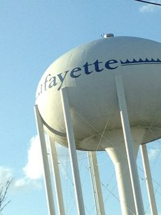 City of Lafayette in Indiana