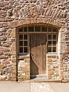 French door -