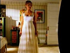 Buffy's dress from the episode Prophecy Girl