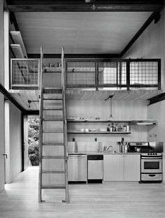 5 inside the stunning jewel box houses of architect tom kundig co - Homes Interior Designs