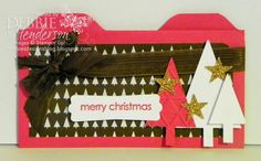 Debbie's Designs: gift card holder
