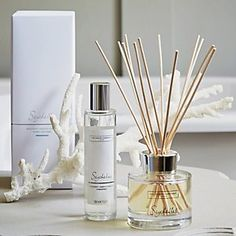 Seychelles Scent Diffuser - Diffusers & Room Sprays | The White Company