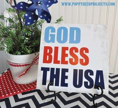 Fourth of July Crafts #4thofjuly