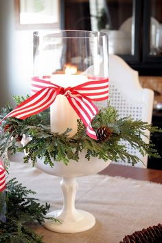 Christmas Decorating ideas   quick easy and inexpensive