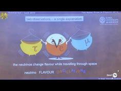Nobel per la Fisica per i neutrini trasformisti - YouTube