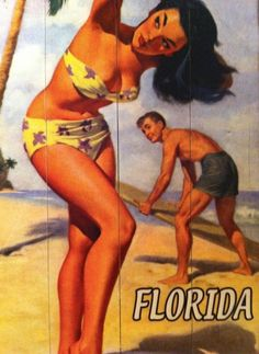 Old Florida Ad