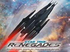 INDEPENDENT STAR TREK FAN-FUNDED INTERNET SERIES WITH AN ALL-STAR CAST OF TREK ACTORS