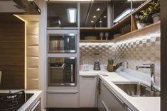 Apê de 85 m² com decoração moderna e bem organizado | CASA CLAUDIA