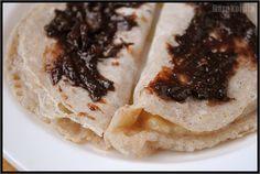 Naleśniki z dodatkiem mielonego siemmienia lnianego! zdrowe i smaczne